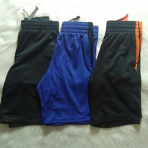 BOY'S ATHLETIC WORKS SHORTS